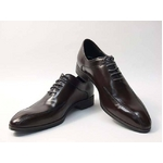 Falchi New York(ファルチ ニューヨーク) FN-011 BR 紳士靴 ビジネスシューズ ブラウン  ブラウン 24.5