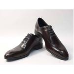 Falchi New York(ファルチ ニューヨーク) FN-011 BR 紳士靴 ビジネスシューズ ブラウン ブラウン 26