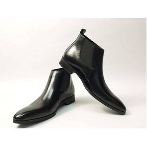 Falchi New York (ファルチ ニューヨーク) FN-012 BK 紳士靴 ビジネスシューズ ブラック ブラック 26の写真1