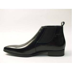 Falchi New York (ファルチ ニューヨーク) FN-012 BK 紳士靴 ビジネスシューズ ブラック ブラック 26の写真2