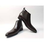 Falchi New York(ファルチ ニューヨーク) FN-012 BR 紳士靴 ビジネスシューズ ブラウン  ブラウン 26