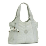 Kipling(キプリング) BASICK13338 CICELY GY/SI ハンドバッグ【送料無料】