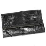 Nicola Ferri(ニコラフェリー) NEW NICOLAKOHMZZ02B casual wallet BK 長札入れ財布【送料無料】