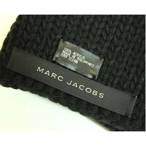 MARC BY MARC JACOBS(マークバイマークジェイコブス) マフラー66275 BLACKブラックF08ACRLCHI