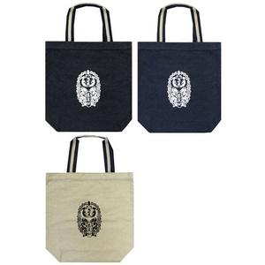 【激レア老舗コラボ】小西酒造 白雪 萬歳紋 トートバッグ 3枚セット