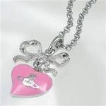 Vivienne Westwood(ヴィヴィアンウエストウッド) ペンダント ネックレス 021914021001 HEART CHARM 2009新作【送料無料】