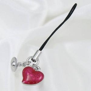 Vivienne Westwood(ヴィヴィアンウエストウッド) 携帯ストラップ 021964021001 ENAMEL HEART PHONE CHARM