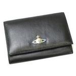 Vivienne Westwood(ヴィヴィアンウエストウッド) 財布 0746 NAPPA BK 2009新作【送料無料】