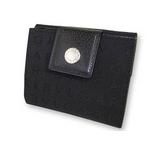 Bvlgari(ブルガリ) ホック2つ折り財布 ロゴマニア 22241 2009新作【送料無料】