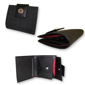 Bvlgari(ブルガリ) 2つ折り 財布 ブラック 22250 2009新作画像2