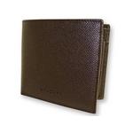 Bvlgari(ブルガリ) 2つ折り財布 チョコレートブラウ 20815 2009新作【送料無料】