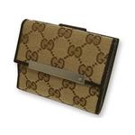 Gucci(グッチ) Wホック 2つ折り財布 112716-F40IR-9643 2009新作【送料無料】