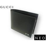 Gucci(グッチ) 2つ折り財布 120949 D2G0R 1000 2009新作【送料無料】