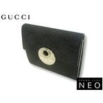 Gucci(グッチ) 3つ折り財布 120933-F40IR-1000 2009新作【送料無料】