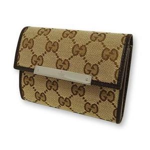 Gucci(グッチ) 3つ折り財布 131887-F40IR-9643 2009新作【送料無料】