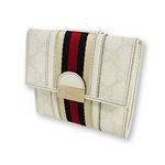 Gucci(グッチ) Wホック 2つ折り財布 150673-F06QG-8598 2009新作【送料無料】