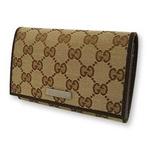 Gucci(グッチ) 2つ折り 中 ファスナー 財布 154258-F40IR-9643 2009新作【送料無料】