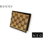 Gucci(グッチ) 2つ折り財布 04862R-F40IR-9643 2009新作【送料無料】