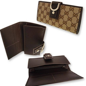 Gucci(グッチ) 長財布 141412-F4DYG-9643 2009新作