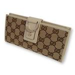Gucci(グッチ) 長財布 141412-F4DYG-9773 2009新作【送料無料】
