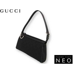 Gucci(グッチ) GGキャンバス アクセサリー ポーチ 145750 F4DYG 1000 2009新作