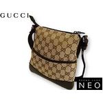 Gucci(グッチ) GGキャンバス 斜めがけ ショルダーバッグ 147671 FAFNR 8588 2009新作【送料無料】