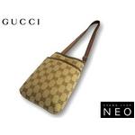 Gucci(グッチ) 斜め掛け ポシェット 141863-F4F0R-9791 2009新作【送料無料】
