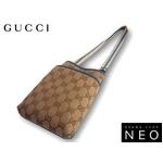 Gucci(グッチ) 斜め掛け ポシェット 141863-F4F0R-8507 2009新作【送料無料】
