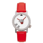 AKTEO(アクテオ) 腕時計 ネコ(2) NATURE(自然) 「動物と花」 2009新作【送料無料】