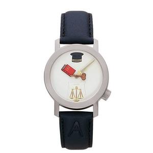 AKTEO(アクテオ) 腕時計 裁判官 PROFESSION WORK(ワーク) 「法律」 2009新作