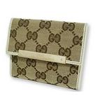 Gucci(グッチ) Wホック 2つ折り 財布 112716 F40IG 9773 2009新作【送料無料】