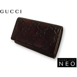 Gucci(グッチ) GG柄 6連キーケース 138093 A0V1G 2019 2009新作【送料無料】