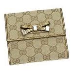 Gucci(グッチ) 2つ折り小銭付き財布 167465 F4FSG 9693 2009新作【送料無料】