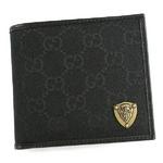 Gucci(グッチ) 2つ折り 財布 203602-FFP5T-1000 2009新作【送料無料】