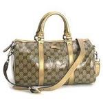 Gucci(グッチ) ボストンバッグ 203696 FT0GG 9774 2009新作【送料無料】