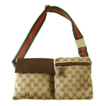 Gucci(グッチ) ウエストポーチ 28566R-F4FOR-9791 2009新作【送料無料】