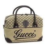 Gucci(グッチ) BLAZON 181496 BE/DBハンドバッグ 2009新作【送料無料】