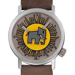 AKTEO(アクテオ) 腕時計 ゾウ ART(アート) 2009新作
