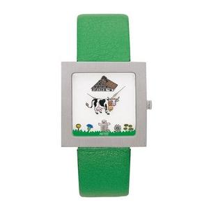 AKTEO(アクテオ) 腕時計 ウシ(4) NATURE(自然) 「動物と花」 2009新作