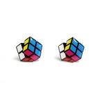 Cuffs(カフスボタン) カフリンクス ルービックキューブ Rubiks Cube Cufflinks 2009新作