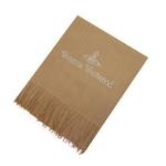 Vivienne Westwood(ヴィヴィアンウエストウッド) スカーフ S01 405 0008 CAMEL 2009新作