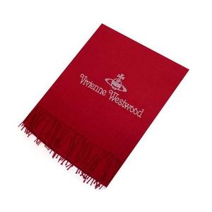 Vivienne Westwood(ヴィヴィアンウエストウッド) スカーフ S01 405 0010 RED 2009新作