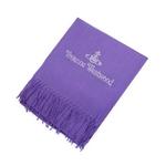 Vivienne Westwood(ヴィヴィアンウエストウッド) スカーフ S01 405 0013 LAVENDER 2009新作