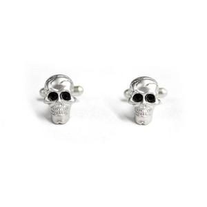 Cuffs(カフスボタン) カフリンクス スカル(髑髏)ドクロ Skull Cufflinks 2009新作