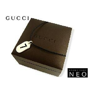 Gucci(グッチ) 132890 J89A0 1366 7モチーフ ネックレス