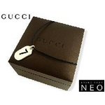 Gucci(グッチ) 132890 J89A0 1366 7モチーフ ネックレス【送料無料】