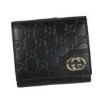 Gucci(グッチ) 181594 AA6IG 1000 ダブルホック財布【送料無料】