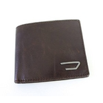 DIESEL(ディーゼル) 二つ折り財布00X826 PR013 H0180ダークブラウン