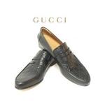 Gucci(グッチ) 181797-A8W10-1000 シューズ 41.5【送料無料】
