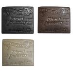 DIESEL(ディーゼル) 二つ折り財布 00XL82-PR507 グレー(T8032)